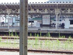 門司駅で下車して乗り換えました。