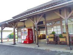 そして私が3ヵ月程前に初めて来て気に入った山本駅で下車。 ちなみにその時の旅行記はこちら↓ https://4travel.jp/travelogue/11619943 後で調べると大正元年に建設された駅舎らしいです。 その後、佐賀行きの列車に乗り、乗ってなかった山本~久保田が乗れたので、代行バスにしか乗った事のない添田~夜明いがいのJR九州路線は乗れました。 廃止と同時にJR九州制覇となると悲しい。