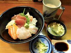 """注文したのは""""海鮮丼"""""""
