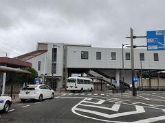 中野栄駅 仙台港最寄り駅。 せっかくなので普段あまり来ることもない仙台港エリアを少し散策しながらフェリー埠頭へ向かいます。