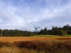 今日の燧ヶ岳は前回より断然天気良さそうです。