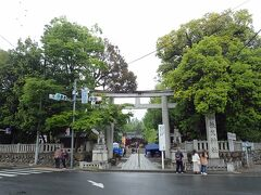 今度こそ、秩父神社へ(笑) 秩父地方の総鎮守。三峯神社・宝登山神社とともに秩父三社の一社です。