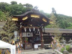 松尾大社(本殿)