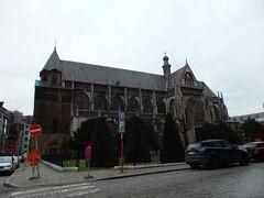 聖ジャック教会Collegiate Church Saint-Jacques