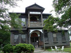 1902年に建てられたアメリカ人の英語教師の住居