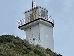 この灯台を目指して歩いていくことにしました。