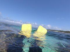 滞在中はほぼ毎日海でシュノーケルを満喫しました。 海楽しい(^^♪