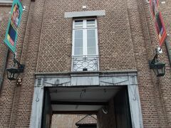 ここは国立ジュネヴァ博物館で、かつての醸造所だった建物を利用しています。