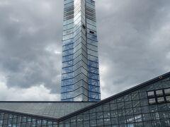 道の駅 あきた港にある 「秋田ポートタワー セリオン」