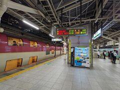 東京21時50分発、高松7時27分着です。夜行列車に乗っての出発は何とも言えない高揚感と旅情を感じます。