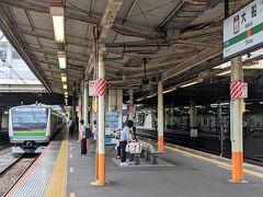 ◆旅行本編 ▽7月8日(木) 1日目 旅のスタートは東海道線、横須賀線、京浜東北根岸線の乗換駅、大船。東海道線の熱海行きに乗って、湯河原へ向かいます。