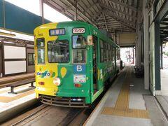 2021.06.12 上熊本 さぁ、終点まで乗ろう。ちょうどいい時間だ。