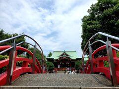 亀戸天神様!太鼓橋を渡り、先ずはお詣り。 いつもありがとうございます!