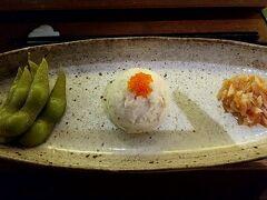夜ご飯は茅場町近くにある「串処小林」。 GOTOイート対象店で、1000ポイントゲットです。