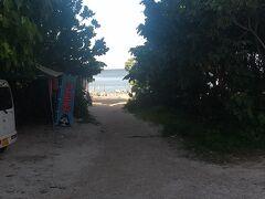 1時間くらいシュノーケリングを楽しみました。  海水が気持ち良かったよ。