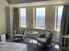 さて、今回のお宿。名古屋マリオット・アソシア・ホテルです。  マリオット系のホテルに、泊まってみたかった・・・。