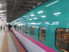 仙台に11:06に到着です。