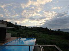 relax kouri villa Rekrrrで迎える朝