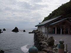 二見興玉神社へお参り。