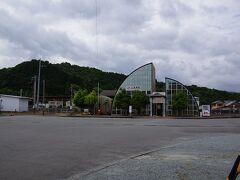 まだちょっと時間があるので二見浦駅にも寄ってみました。