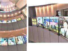 渋谷ヒカリエの地下鉄の連絡口地下3階から、JRとの連絡口2階に至るエスカレーターにはこんなに「韓ドラ展」のパネルが・・  知らない人は何これ??って不愉快にならないかしら・・嫌韓の人は行かない方がよいかも・・