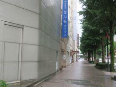 宿泊したホテル「東横イン桜町バスターミナル前」場所はとても便利。
