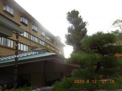 3日目。今日もいい天気。 朝風呂の後に旅館周辺を散歩。