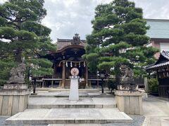 大将軍八神社。