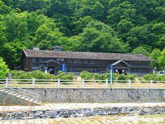 江戸時代、松前藩が、アイヌとの交易を請け負った商人の拠点となる建物だ。