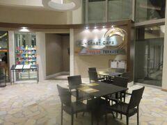 ANAインターコンチネンタル石垣リゾートで迎える4回目の朝。 ホテルのレストラン、サンコーストカフェで朝ごはん。