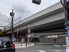 いや、いや、 折角、来られた方には良い大会になって欲しいですね… では、邪魔にならない様に、とっとと千駄ヶ谷駅からJRに乗って帰ります。