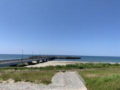 島式漁港。