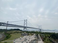 香川県から四国に入ります。