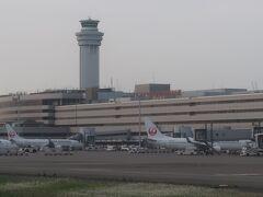 JAL285便 羽田空港発    40/   1
