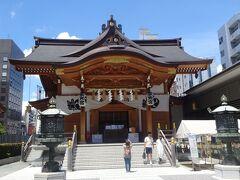 人形町の水天宮(安産・子授け・芸能等の神社)