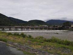 京都といえば、やはりインバウンドだらけだったけど、今は「嵐山公園」も静かです。