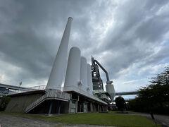 これが見たかった。  東田第一高炉史跡