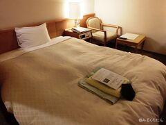 この日の宿は松島センチュリーホテル。 海の見えない部屋ですが、1泊するだけなので十分です。