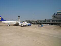 あっという間の神戸空港 兵庫県在住者が駐車場が無料であることを絶賛する神戸空港は想像よりこじんまりしていました。