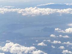 洞爺湖と見えました。