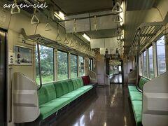 直江津までは、『妙高はねうまライン』で約50分乗車。 妙高高原駅から乗車したのは、私たちだけ。 しばらくの間、貸切でした~(^○^)。