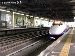 上毛高原駅から、新潟駅へ向かいます。  ちなみに、上毛高原駅という駅名は、今回初めて耳にしたので、ネットで調べてみたところ、1982年の建設当初から、いまだに仮称の駅名のままだそうです。 40年も経ってるのに仮称って、、、(^^;)。