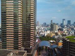 おはようございます。 ウェスティンホテル東京、2日目の朝。 本日の恵比寿ガーデンプレイスは快晴です。
