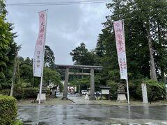 乃木神社に到着です!