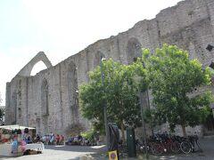 サンタ カタリーナ教会の廃墟