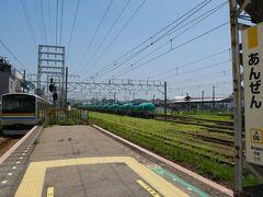 京浜工業地帯のこのあたり 独特の光景が続きます