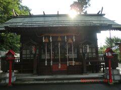 伊香保神社です