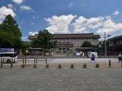 着きました。東京国立博物館。