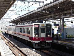 ★9:20 旅の出発は東武線の南栗橋駅。ここまでオールロングの通勤電車を乗り換え2時間以上…なかなかかったるいものです。