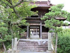 円城寺仁王門